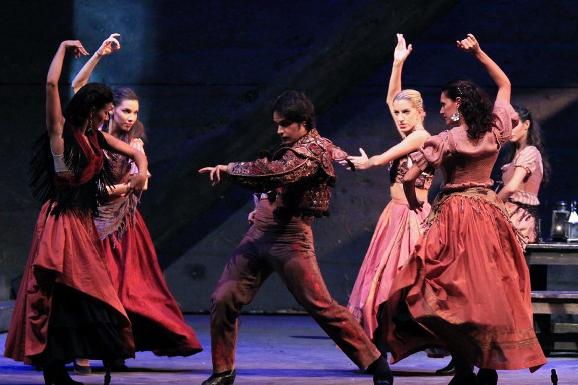 El 20 de juny es retransmetrà l'òpera Carmen de Bizet a diverses places i terrasses de la província de Girona