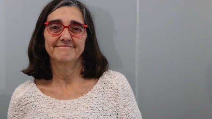 La doctora Carme Borrell de l'Agència de Salut Pública de Barcelona, darrera ponent del cicle de conferències-debat sobre la pandèmia