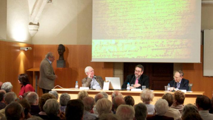 Conferència: La catalanitat de Colom, a càrrec de Francesc Albardaner