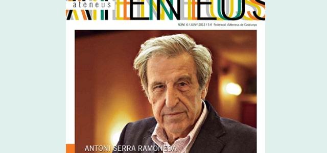 Redescobrim el finançament, a la revista Ateneus