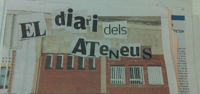 El diari dels ateneus