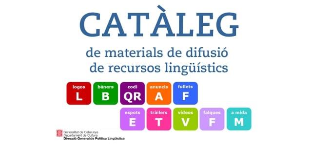 Nou catàleg de recursos lingüístics