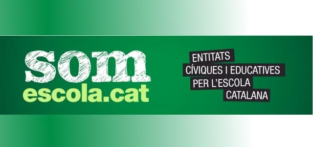 Somescola.cat es mobilitza en defensa de l'escola catalana