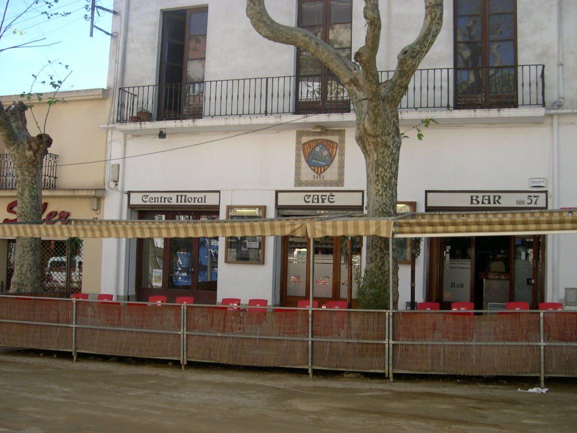 El Centre Moral d'Arenys de Munt tornarà a veure la llum el pròxim dissabte 26 de setembre