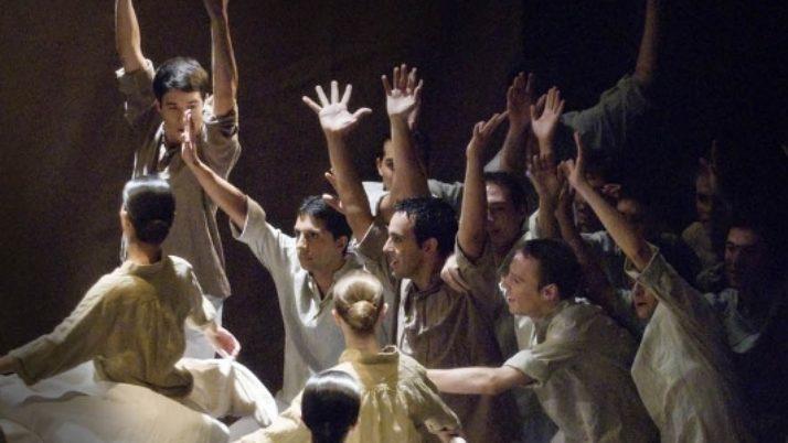 2 invitacions per l'Esbart dansaire de Rubí al Casal de Vilafranca
