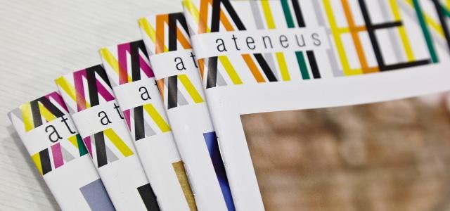 La revista Ateneus número 8, dedicada al patrimoni
