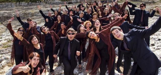 Invitacions per veure la Polifònica de Vilafranca a El Casal