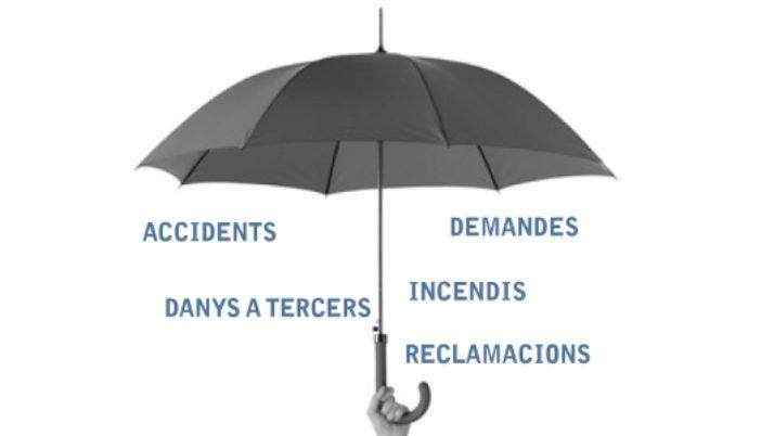 """Document informatiu sobre """"Assegurances per a associacions"""""""