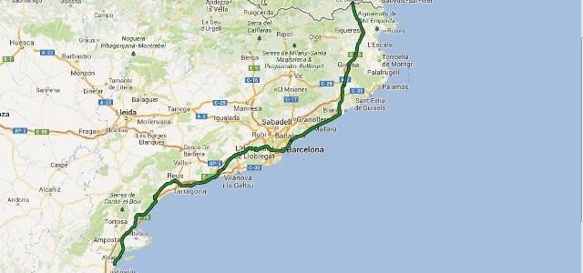 """L'ANC convoca la """"Via Catalana"""" el dia 11 de setembre"""