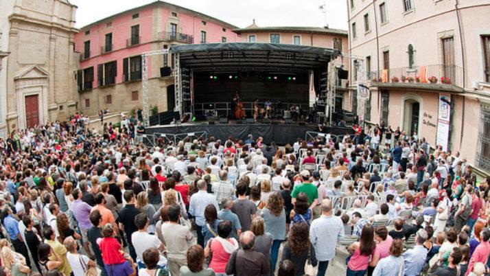 Mercat de Música Viva de Vic: acreditacions gratuïtes pel Club del Directiu