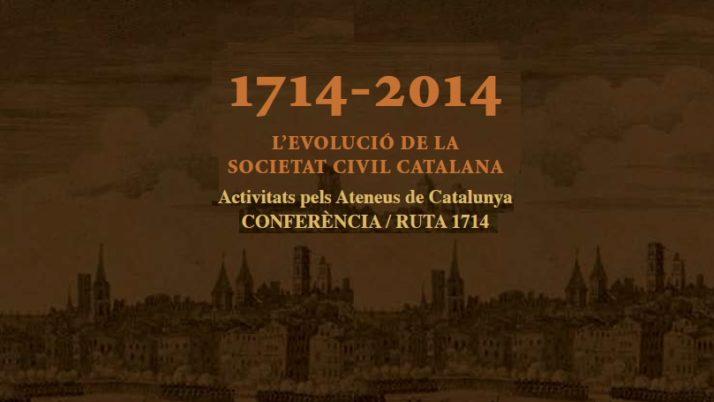 Ruta i conferència 1714