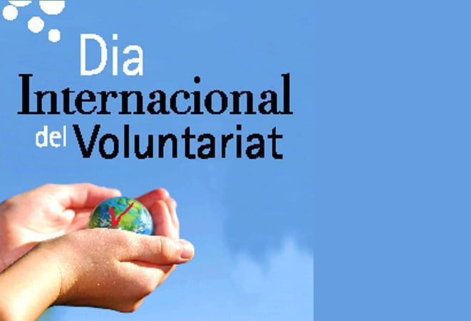 Dia Internacional del Voluntariat 2015