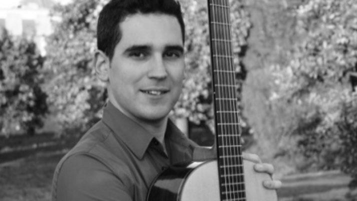 Concert de Guitarra amb Rubén Caneiro Martínez