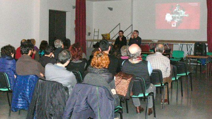 """Els Guiametans per l'Ateneu acullen la xerrada """"Esborrat pel feixisme"""""""
