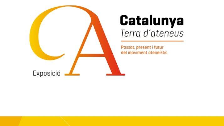 L'última parada de l'exposició Catalunya, terra d'ateneus