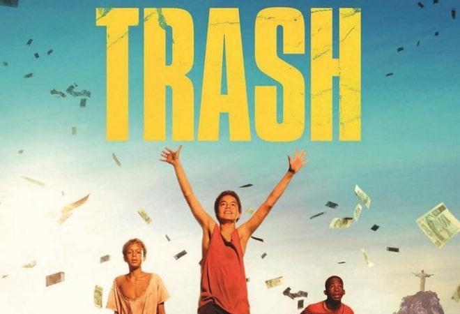 """Si ets del Club del Directiu el TR3SC us convida a """"Trash – Ladrones de esperanza"""""""