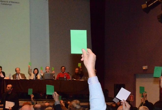 Assemblea General 2015, 7 de març a Vilafranca del Penedès