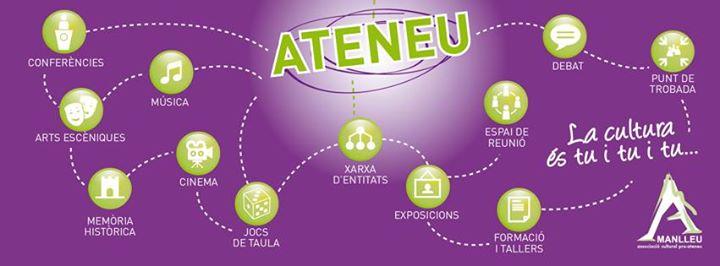 L'Ateneu de Manlleu impulsa una campanya per captar socis per obrir el local