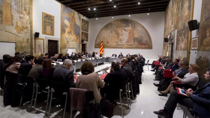 Es constitueix el nou Consell Social de la Cultura de Catalunya