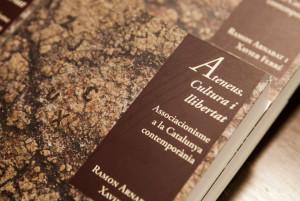 """Presentació del llibre """"Ateneus: Cultura i llibertat"""" a Vilafranca"""