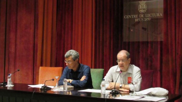 El llibre dels ateneus es presenta a Reus i Vilafranca