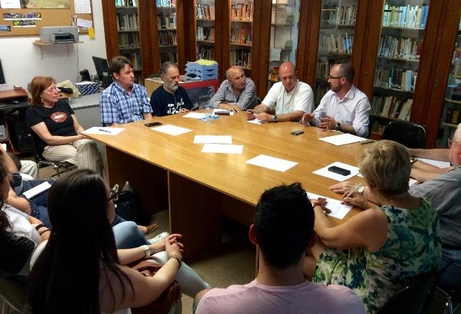 Candidatures als òrgans de la delegació territorial de Lleida