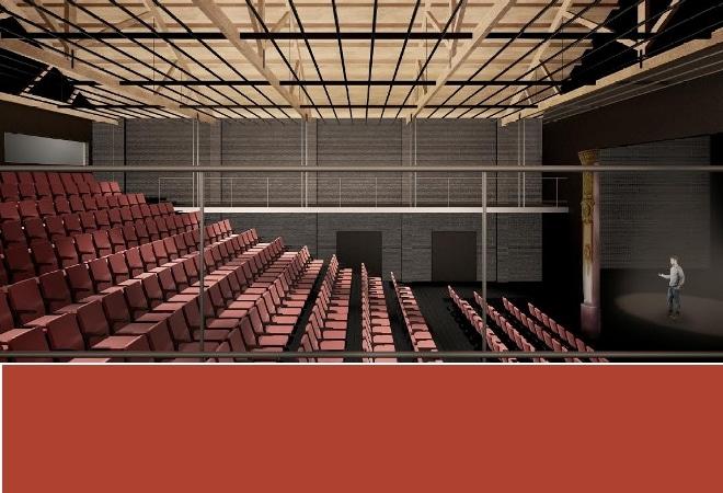 La Unió fa la força per empènyer el futur teatre de la Unió Santcugatenca