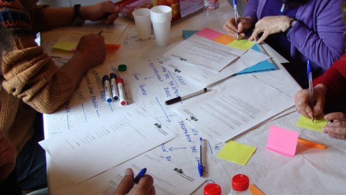 Ajuts de suport tècnic per a projectes de participació interna a les entitats 2017