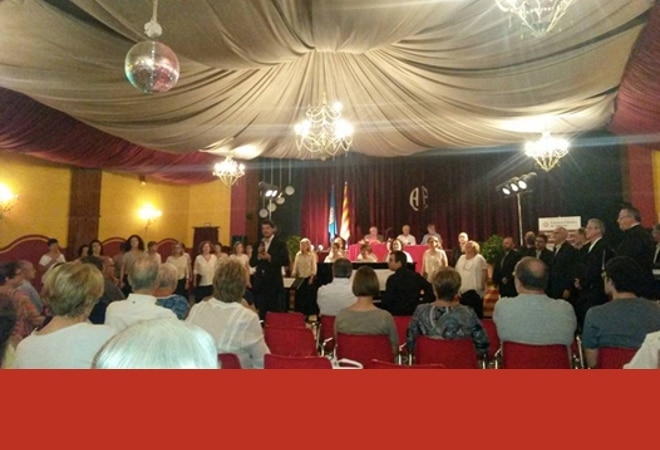 L'Ateneu Arenyenc ha celebrat el 131è Aniversari