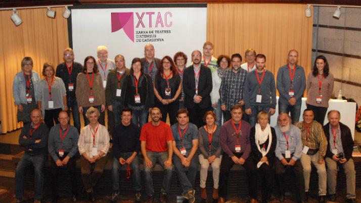 VII Consell de la Xarxa de Teatres d'Ateneus de Catalunya (XTAC)
