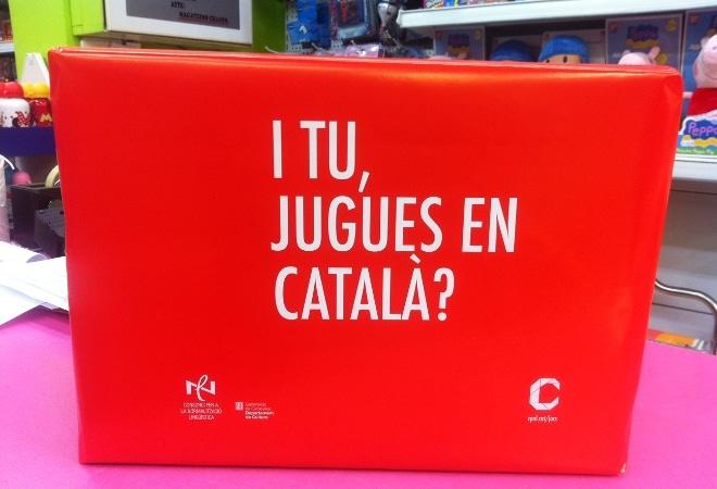 I tu, jugues en català?