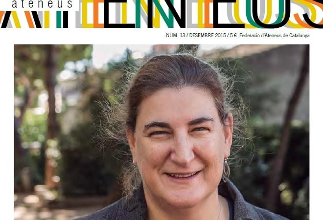 La Revista Ateneus ja és al carrer!