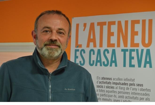 """Jordi Casassas: """"L'administració ha de facilitar recursos, difusió i reconeixement al món associatiu"""""""