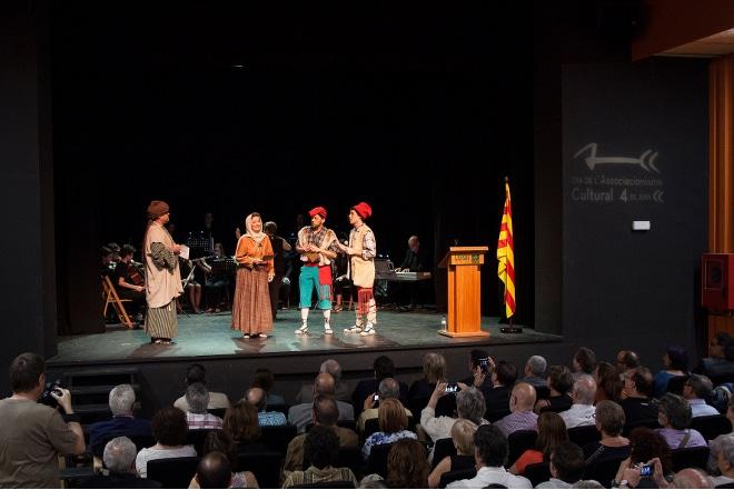 Subvencions Activitats Culturals Generalitat de Catalunya 2018