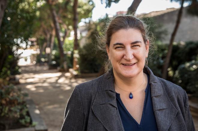 Marta Rovira: «Als ateneus, cal que les polítiques culturals i les socials vagin de la mà.»