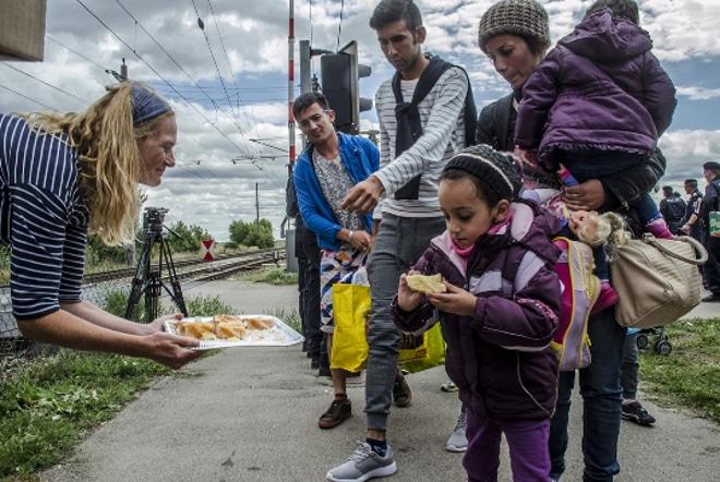 Els ateneus amb les persones refugiades