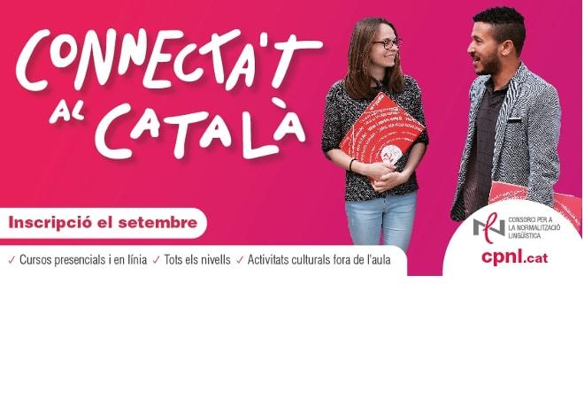 """Nous cursos """"Connecta't al català"""" (2016-17)"""