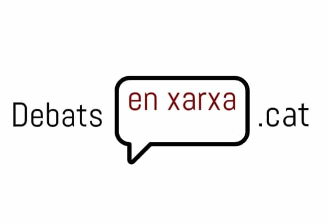Debatsenxarxa.cat: una comunitat virtual per a la reflexió