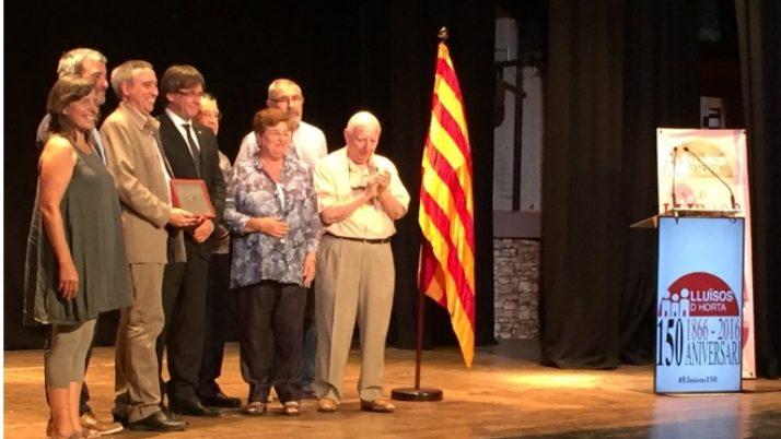 Lluïsos d'Horta celebra 150 anys amb espais renovats