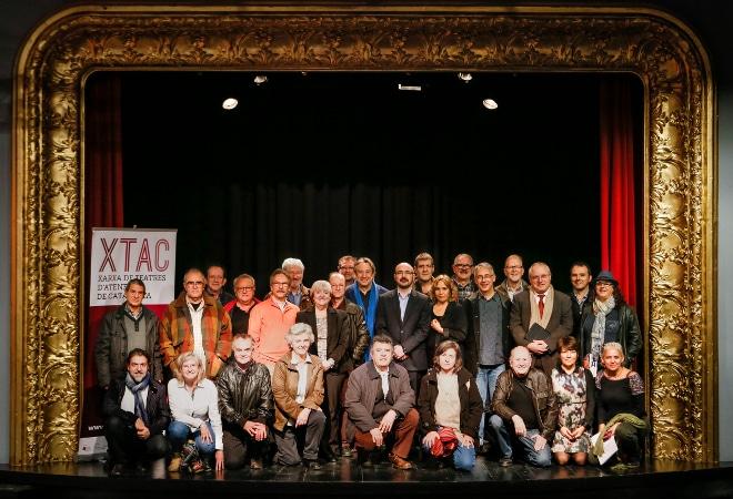 Llum verda a la Xarxa de Teatres d'Ateneus de Catalunya