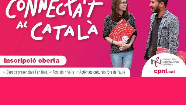 Apunta't als cursos de català per a adults!