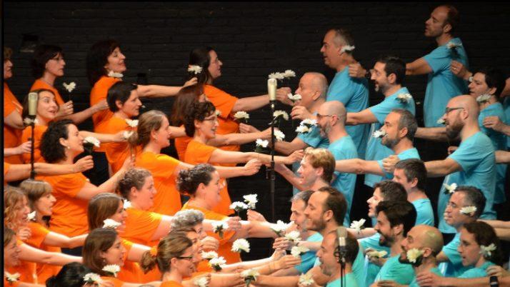 El Cor Vivace guanya la Votació Popular dels Premis Ateneus 2016