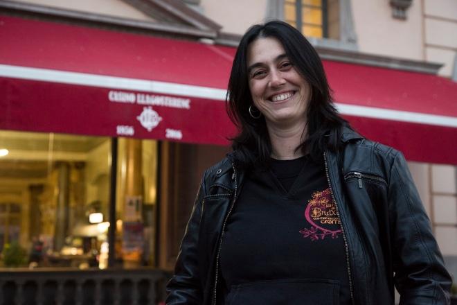 Elisabet Medina: «Si perds els joves, perds el sentit comunitari»