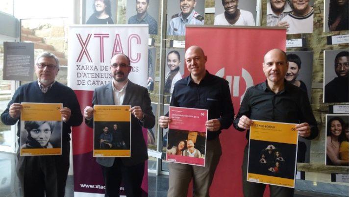 La XTAC es presenta a l'Orfeó Lleidatà