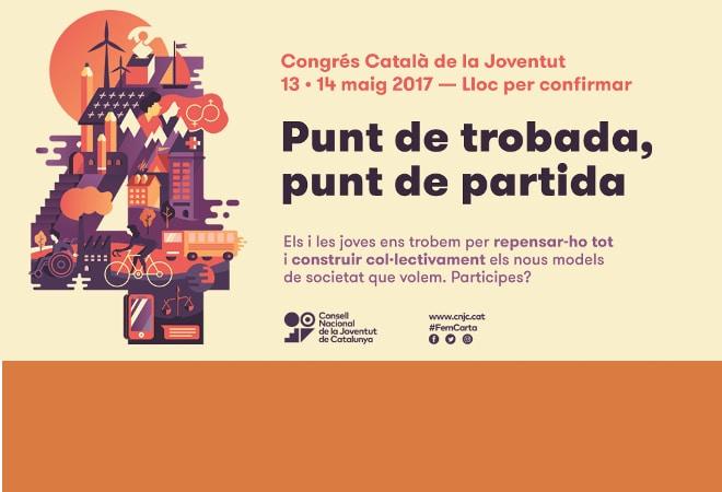 Fem la 4a Carta Catalana de la Joventut!