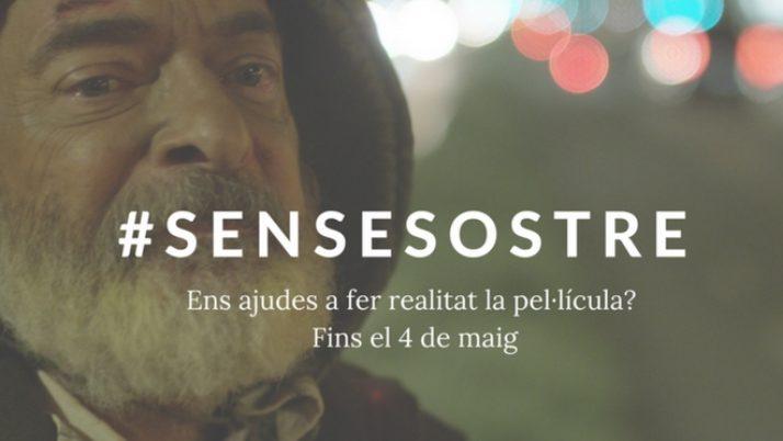 Campanya solidària 2017: #sensesostre