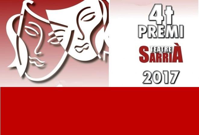 IV Premi Teatre de Sarrià