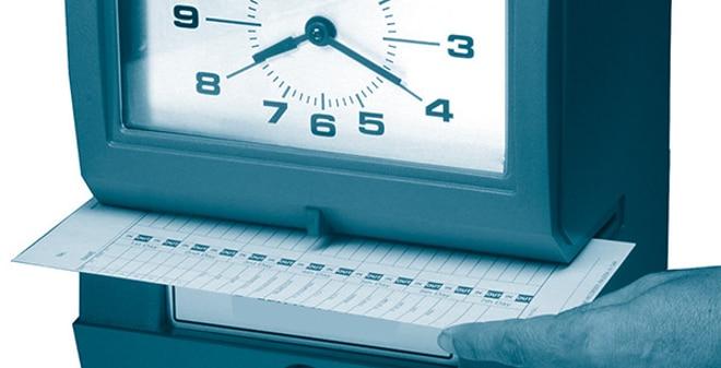 Novetats: registre diari jornada laboral