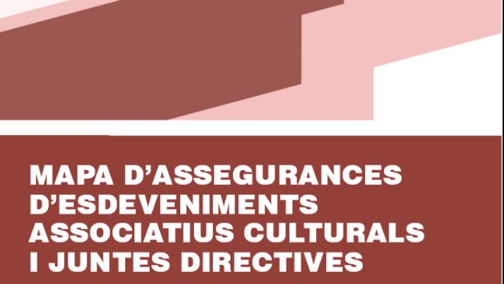 Mapa d'assegurances per a activitats culturals i associatives
