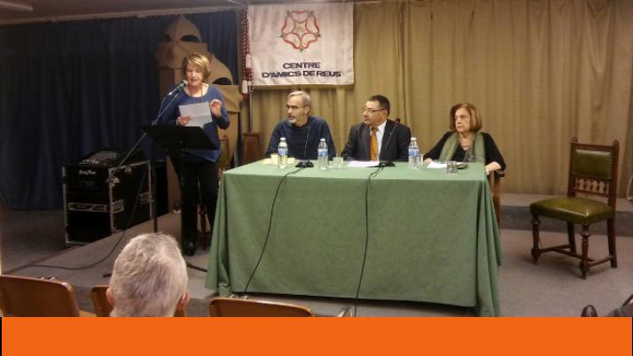 Premi de Poesia Catalana al Centre d'Amics de Reus